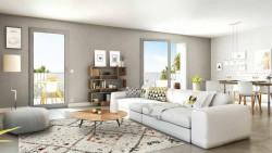 Appartement T4 + balcon 8m2 - 27006