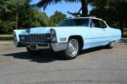 Cadillac DeVille 1967
