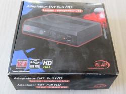adaptateur TNT Full HD Lecteur-Enregistreur USB