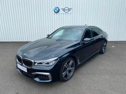 BMW Série 7 740eA iPerformance 326ch M Sport Euro6d-T