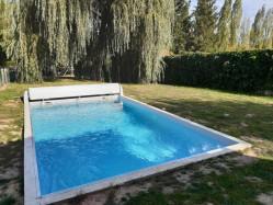 Maison entièrement retapée avec piscine