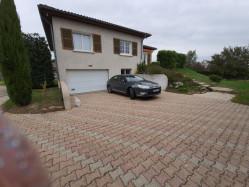 Maison -  T 7 - 201 m² - Terrain 1700 m²