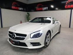 Mercedes SL 350 3.5 V6 7G-TRONIC BlueEFFICIENCY 306 CH PACK AMG - GARANTIE 12 MOIS