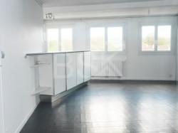 APPARTEMENT 3 PIÈCES  63 m² TRAVERSANT ET LUMINEUX  PROCHE CENTRE- VILLE