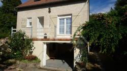 Jolie maison sur sous-sol à Coulanges-les-Nevers