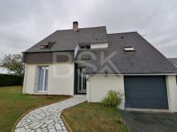 Maison de 102m² à Evron avec beau terrain de plus de 620m²