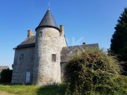 Manoir du XVème à proximité du Mont Saint Michel