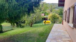 T5 en maison avec jardin et piscine privatifs- cheminée