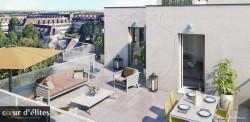 Vends LYON 3EME (69003) Appartement T4 de 110 m2 et 60m2 Ter