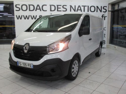 Renault Trafic FOURGON FGN L1H1 1200 KG DCI 125 ENERGY E6 GRAND CONFORT