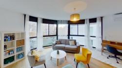 Appartement 4 pièces meublé - Paris 15ème