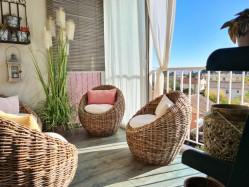 À Toulon ouest, appartement 3 chambres avec terrasse et balc