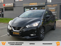 Nissan Micra IG-T 90ch N'connecta Apple Car Play + CAMERA DE RECUL 28 / 11 20