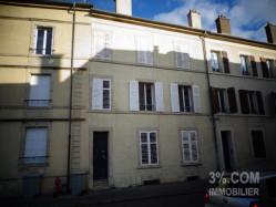 Nancy, Appartement F3  de 60 m2, 2 chambres et 1 plateau de
