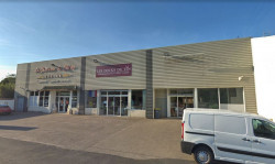 Local commercial 340 m² BRIVE