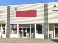 Local commercial 232 m² sur axe circulant