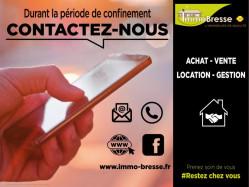 Saint Nizier Le Bouchoux - A Vendre Ferme 130 m²