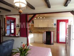 CHEMILLE - Maison 127m², 3 chambres, garage 180m²