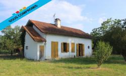 Maison à rénover T4 avec parcelle forestière 40200