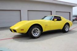 Chevrolet Corvette 1976 prix tout compris