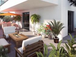 Cœur Monplaisir - Triplex atypique de 110 m2 avec deux terrasses