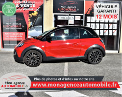 Opel ADAM ROCK UNLIMITED 1.0 Ecotec Direct Injection Turb