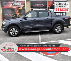 Ford Ranger DOUBLE CABILE 3.2 TDCI 200 WILDTRACK