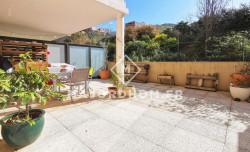 Vente T3, terrasse 28 m², garage, calme, lumineux