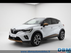 Renault Captur INTENS Pack techno Blue dCi 115
