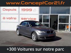 BMW Série 1 118d Cabriolet Confort