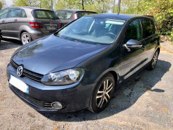 Volkswagen Golf VI 2.0 TDI 110cv BUSINESS
