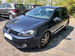 Volkswagen Golf VI 2.0 TDI 110cv BUSINESS