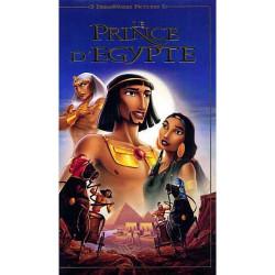VHS Le Prince d'Egypte