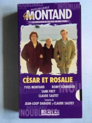 VHS Cesar et Rosalie - claude sautet