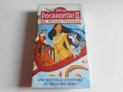 VHS Pocahontas 2 : Un Monde Nouveau
