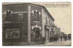 CPA - Tergnier (02) Au Signal D'arrêt - Maison Haillant - Le Primistère Ternois - Rue Denfert Rochereau