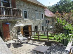 Ancien moulin de 320 m2 au coeur de la vallée du Champsaur