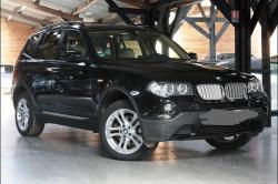BMW X3 e83 lci