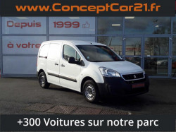 Peugeot Partner 120 L1 1.6 HDi - 75 FOURGON PACK CD CLIM TVA RECUPERABLE