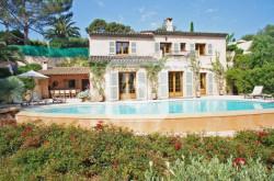 Villa provençale au calme absolu Golfe Juan