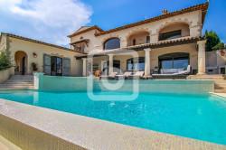 Sublime villa avec vue mer panoramique