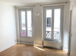 Location appartement de 28.20m² situé au 2ème étage - Rue Sauffroy 75017 Paris