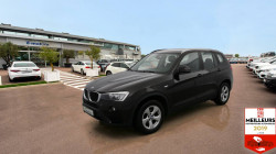 BMW X3 F25 LCI Executive xDrive20d 190