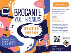 Brocante / Vide-greniers de la Croix-Rousse