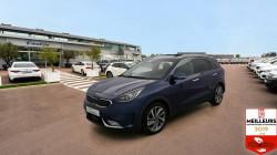 Kia Niro Hybrid 1.6 GDi 105 ch + Electrique 43.5 DC