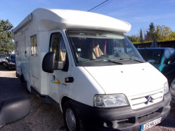 Citroën Jumper 2.8 HDI CHAUSSON WELCOME 85/S