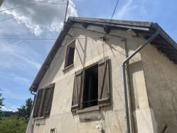 Ecole à pied, PARIS EST à 48 mn par Nanteuil Saacy (7mn en v