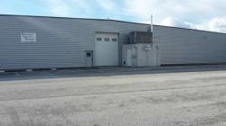 Espace de stockage de 20mé dans hangar sécurisé