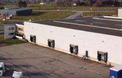 Entrepôt logistique stockage pro