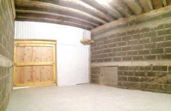 Box de stockage 17.5 m²